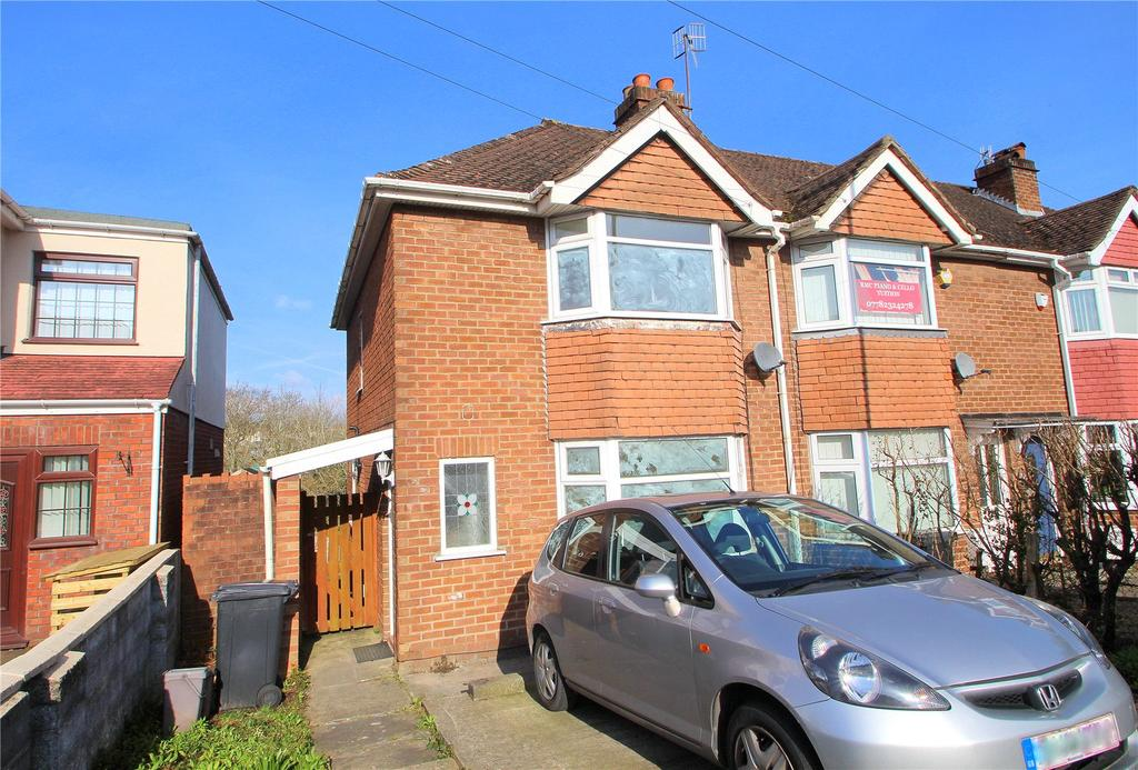 3 Bedrooms End Of Terrace House for sale in St Peters Rise, Headley Park, BRISTOL, BS13