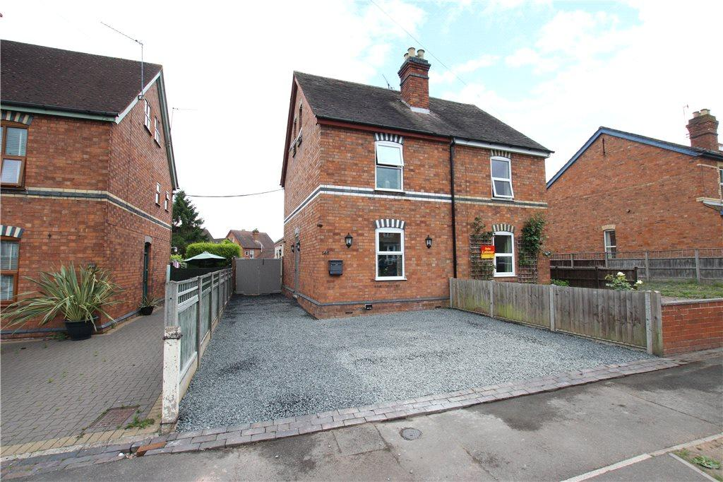 3 Bedrooms Semi Detached House for sale in Madresfield Road, Malvern, Worcestershire, WR14