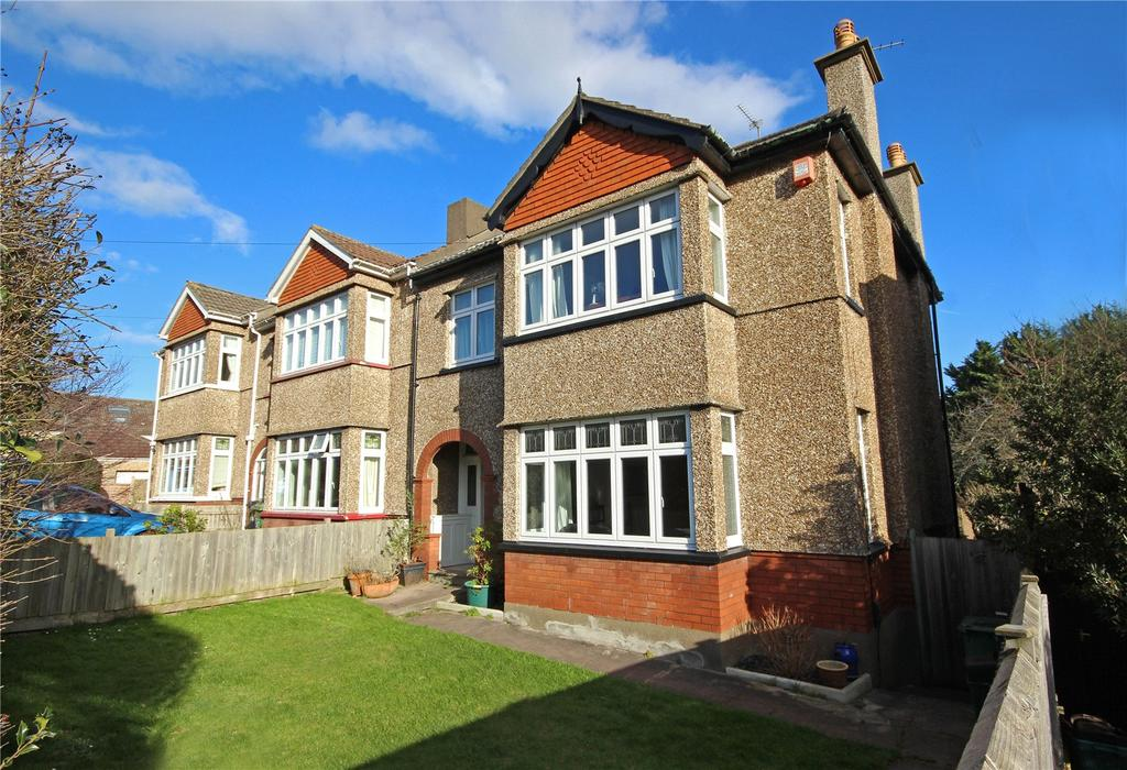 4 Bedrooms End Of Terrace House for sale in Kings Drive, Bishopston, Bristol, BS7