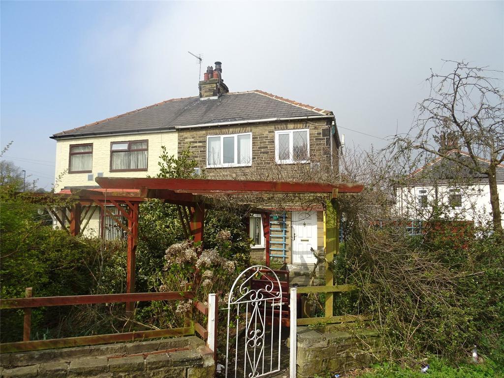 3 Bedrooms Semi Detached House for sale in Denbrook Avenue, Bradford, West Yorkshire, BD4