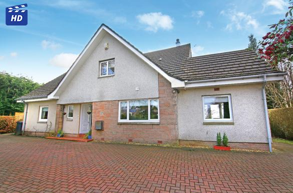5 Bedrooms Detached House for sale in 6A Kilmardinny Crescent, Bearsden, G61 3NR