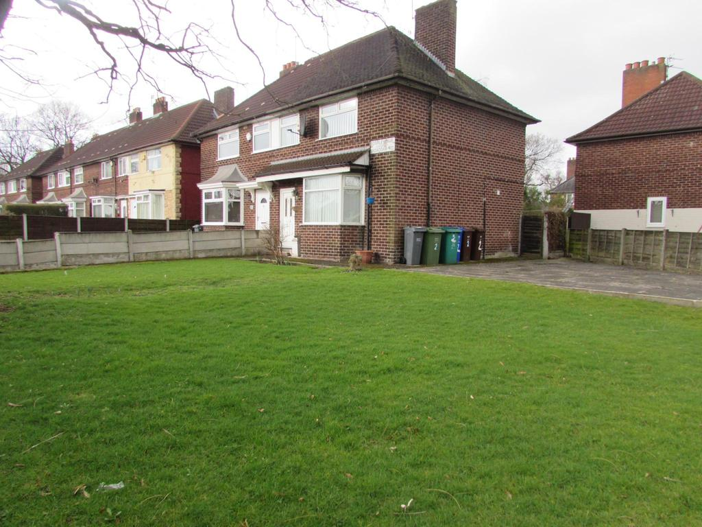 3 Bedrooms Semi Detached House for sale in Rothley Avenue, Manchester, M22
