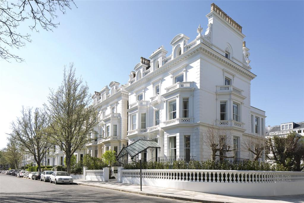 Pembridge square notting hill london 8 bed detached for House notting hill