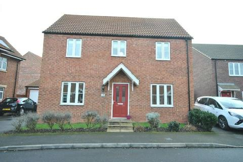 3 bedroom detached house for sale - Amberley Close, Scartho Top, Grimsby