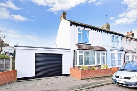 3 bedroom end of terrace house for sale - Jezreels Road, Gillingham, Kent