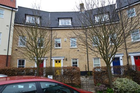 4 bedroom townhouse to rent - NORWICH