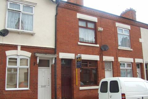 2 bedroom terraced house to rent - Bassett Street, Woodgate, Leicester, Leicestershire, LE3 5ED