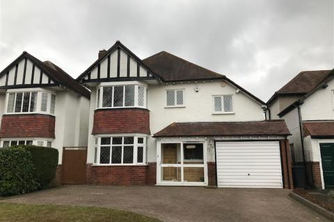 4 bedroom detached house for sale - Sharmans Cross Road, Solihull, B91 1PH