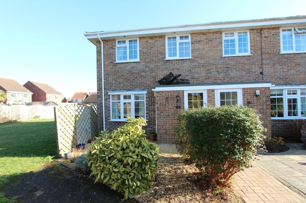 3 Bedrooms End Of Terrace House for sale in MUDEFORD