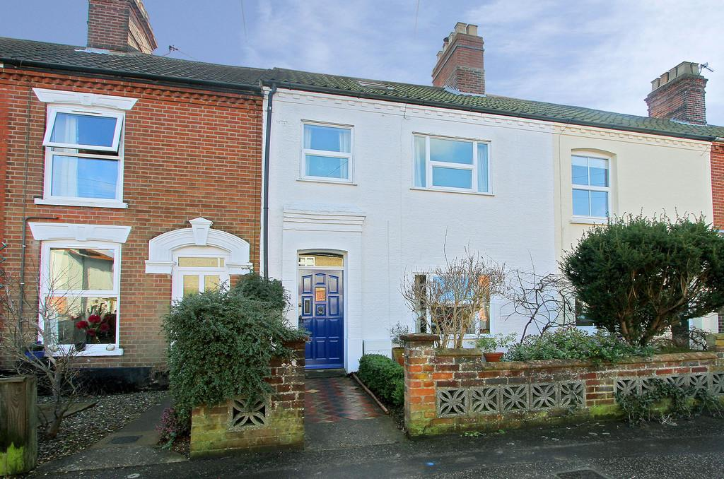 4 Bedrooms Terraced House for sale in Melrose Road, Norwich