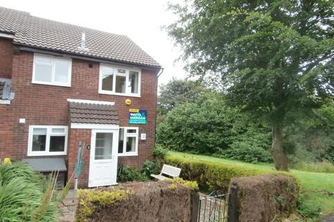 1 bedroom end of terrace house to rent - Hazeldene Avenue, Brackla, Bridgend County Borough, CF31 2JW