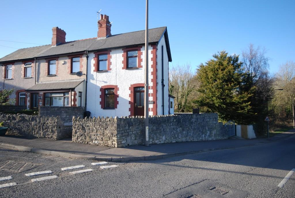 2 Bedrooms End Of Terrace House for sale in St. Johns Hill, St Athan