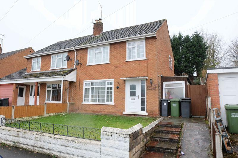 3 Bedrooms Semi Detached House for sale in Hermitage Way, Stourport-On-Severn DY13 0DB