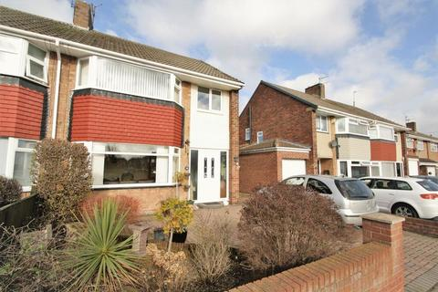 3 bedroom semi-detached house for sale - Wellburn Road, Fairfield, Stockton, TS19 7PR