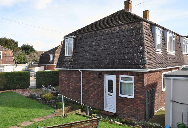 3 Bedrooms Semi Detached House for sale in Topsham