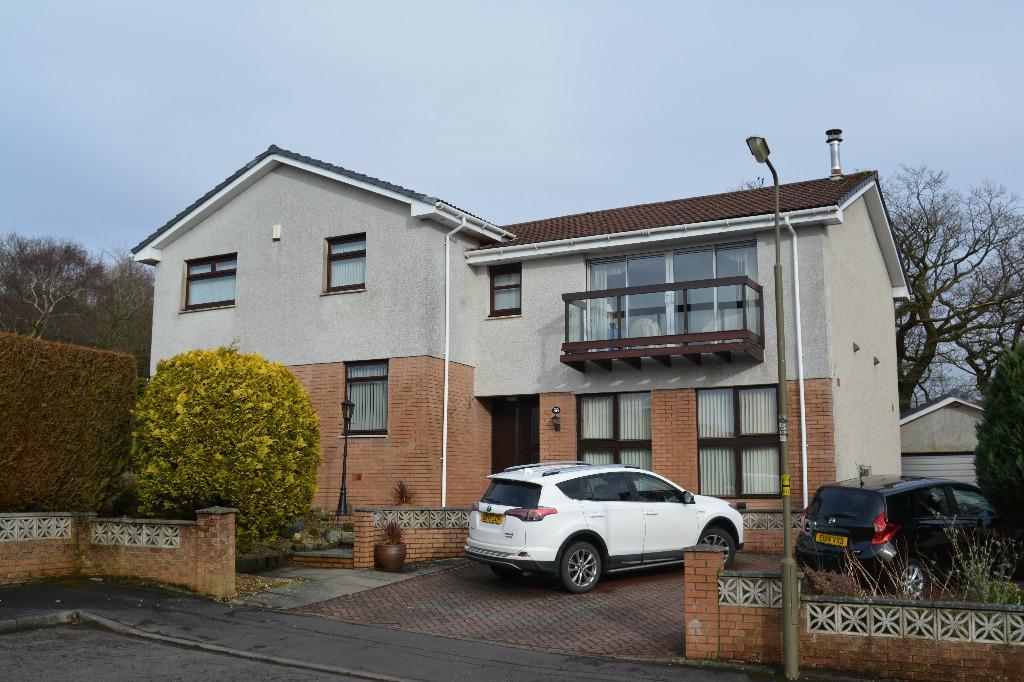 6 Bedrooms Detached House for sale in Battock Road, Brightons, Falkirk, FK2 0TT