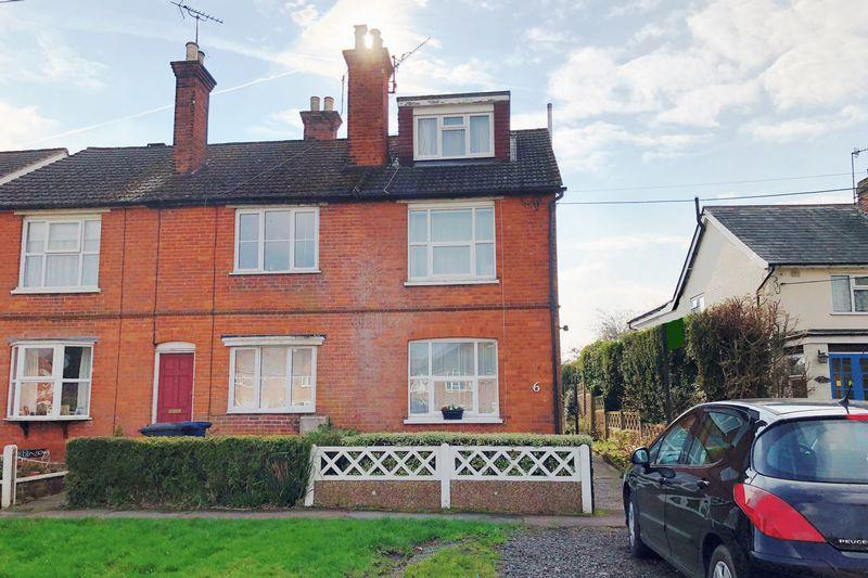 3 Bedrooms End Of Terrace House for sale in Elmbridge Road, Cranleigh