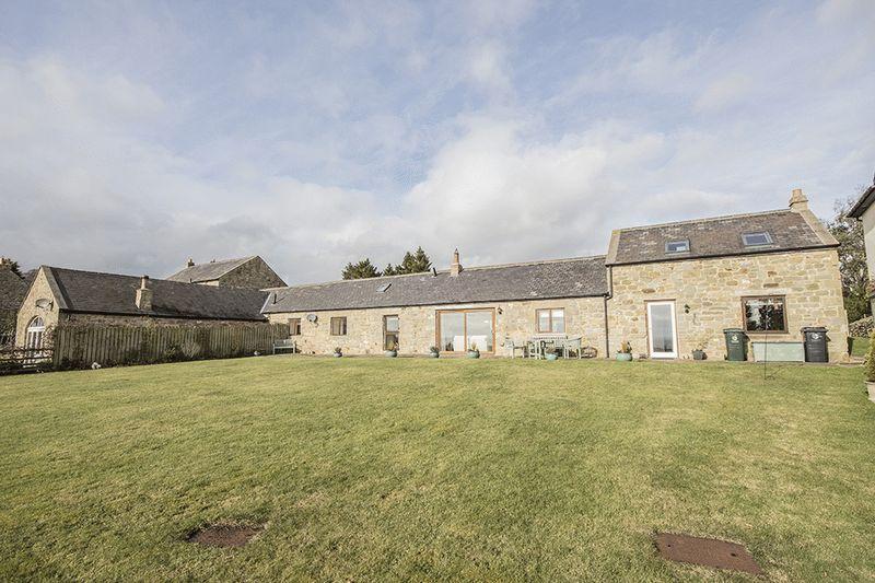 4 Bedrooms Semi Detached House for sale in Halton Shields, Corbridge