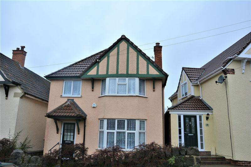 3 Bedrooms Detached House for sale in Farm Road, Weston-Super-Mare