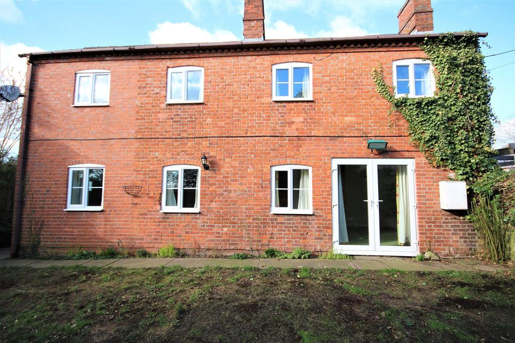 2 Bedrooms Cottage House for sale in The Homend, Ledbury, HR8