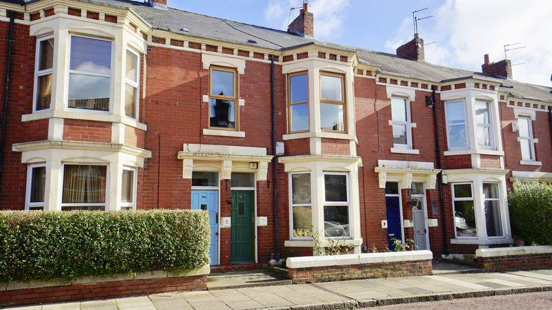 2 Bedrooms Apartment Flat for sale in Whitefield Terrace Heaton
