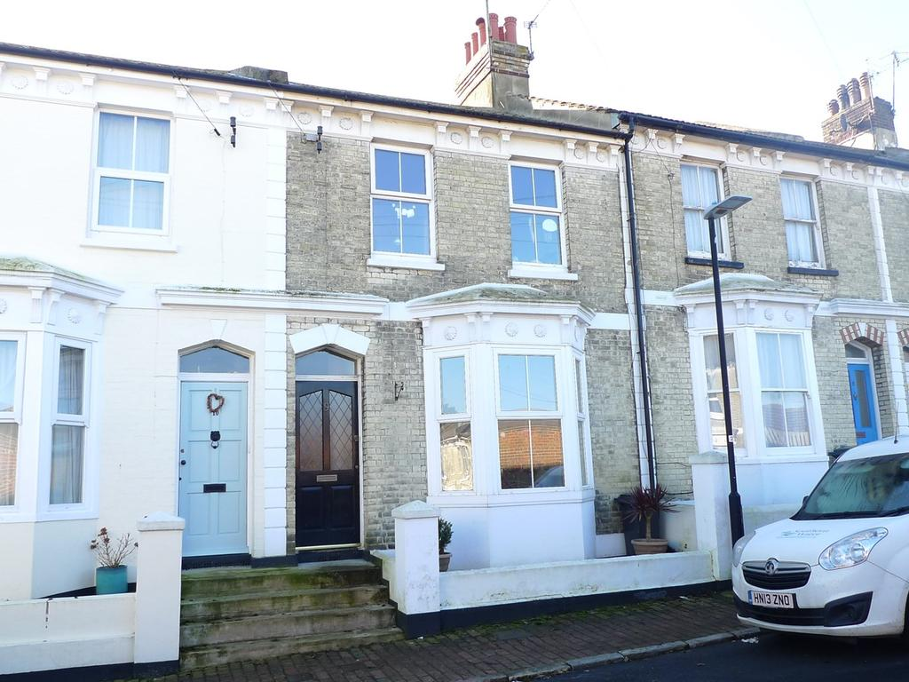 3 Bedrooms Terraced House for sale in Brightland Road, Old Town, Eastbourne, BN20