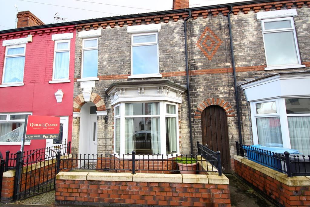 3 Bedrooms Terraced House for sale in Alliance Avenue, Hull, HU3