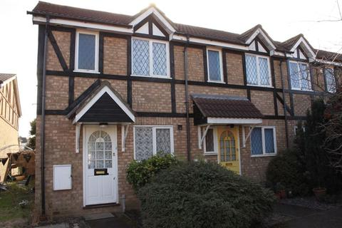 2 bedroom end of terrace house for sale - Magpie Close, COLINDALE, London, NW9 5DD