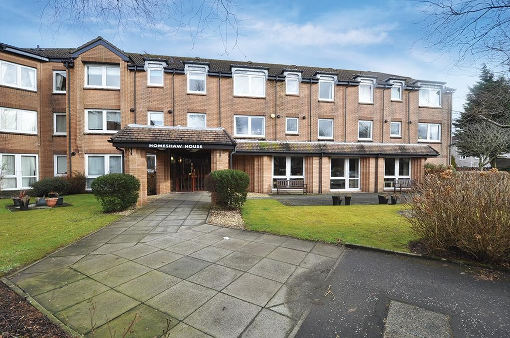 1 Bedroom Flat for sale in Homeshaw House, Broomhill Gardens, Newton Mearns, G77