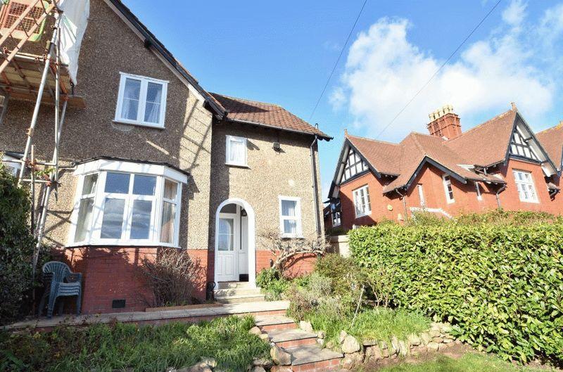 3 Bedrooms Semi Detached House for sale in Sunnyside, Stoke Bishop