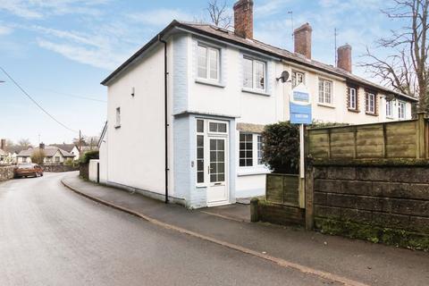 2 bedroom end of terrace house for sale - Castle Lane, Okehampton