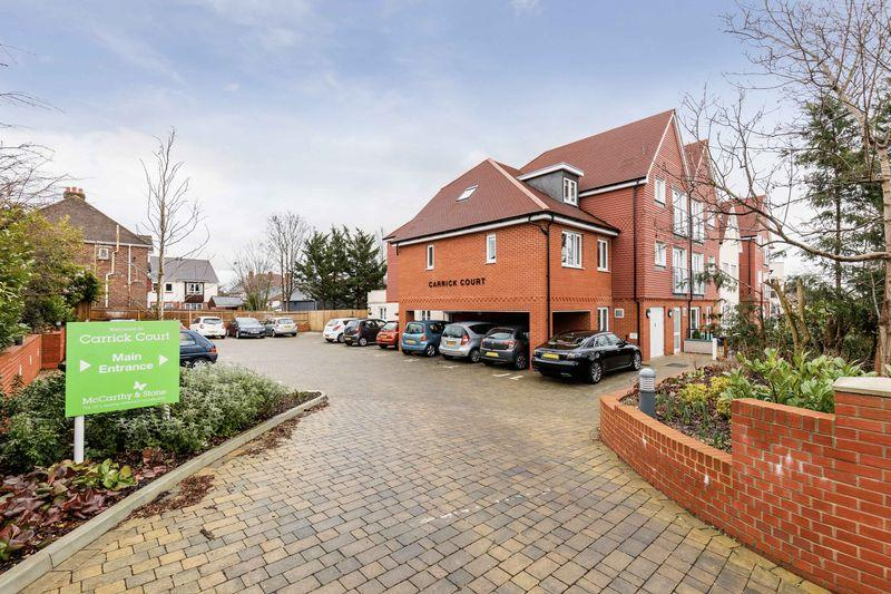1 Bedroom Retirement Property for sale in Carrick Court, Carmarthen Avenue, Portsmouth