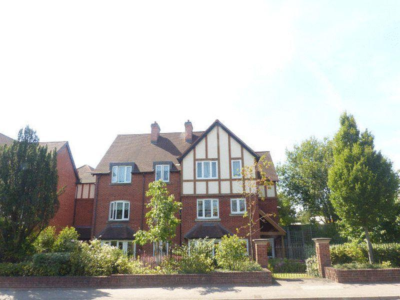 1 Bedroom Retirement Property for sale in Lichfield Road, Four Oaks, Sutton Coldfield