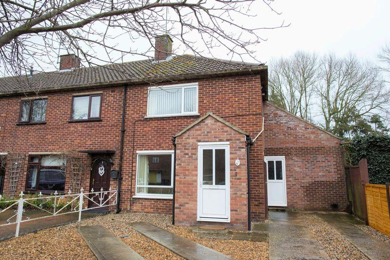 2 Bedrooms Terraced House for sale in Lancaster Avenue, Bury St. Edmunds