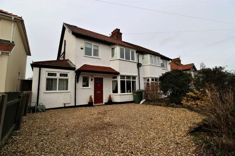 4 bedroom semi-detached house for sale - Hillfield Drive, Heswall