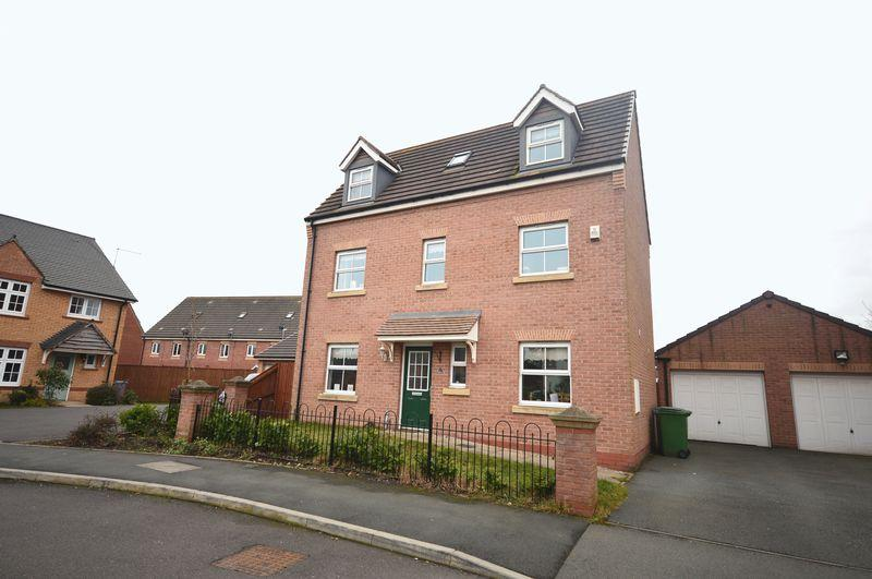 4 Bedrooms Detached House for sale in Immingham Drive, Cressington Heath