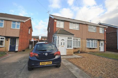 3 bedroom semi-detached house for sale - Kingfisher Way, Saughall Massie
