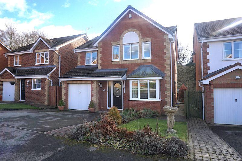 4 Bedrooms Detached House for sale in The Elms, Consett