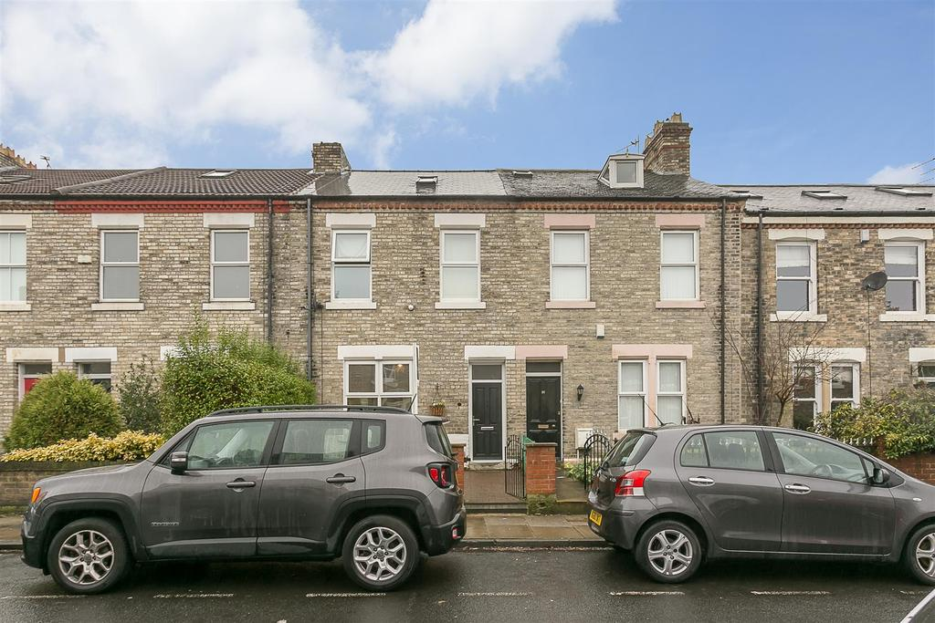 4 Bedrooms Terraced House for sale in Elsdon Road, Gosforth, Newcastle upon Tyne