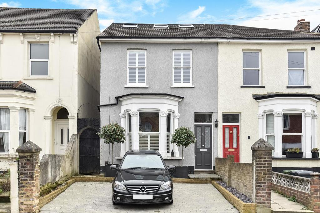 4 Bedrooms Semi Detached House for sale in Birkbeck Road, Beckenham