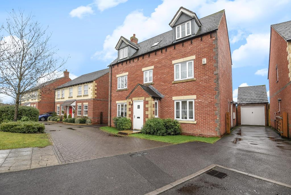5 Bedrooms Detached House for sale in Deadmans Lane, Newbury, RG19