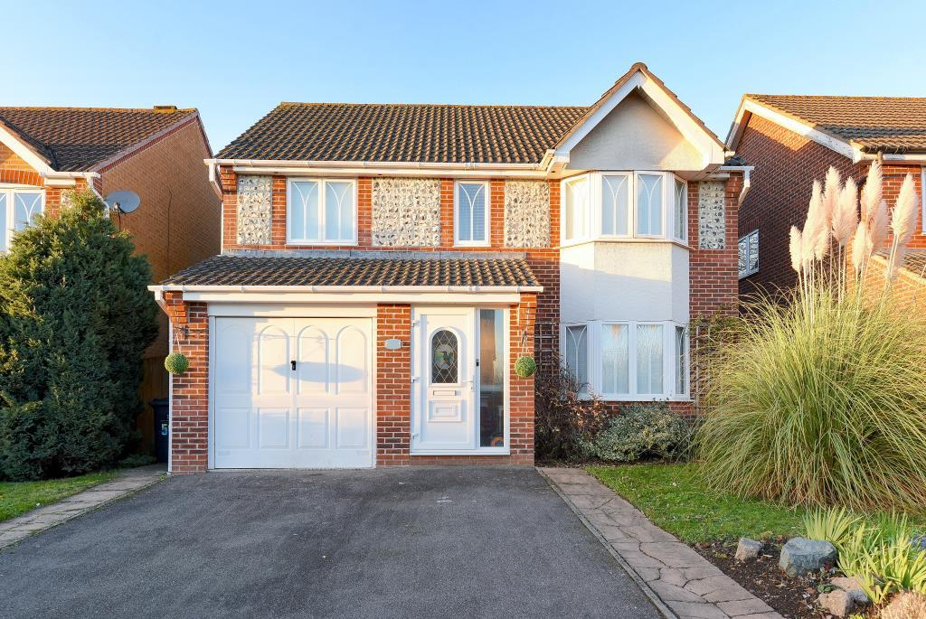 4 Bedrooms Detached House for sale in Thatcham, West Berkshire, RG18