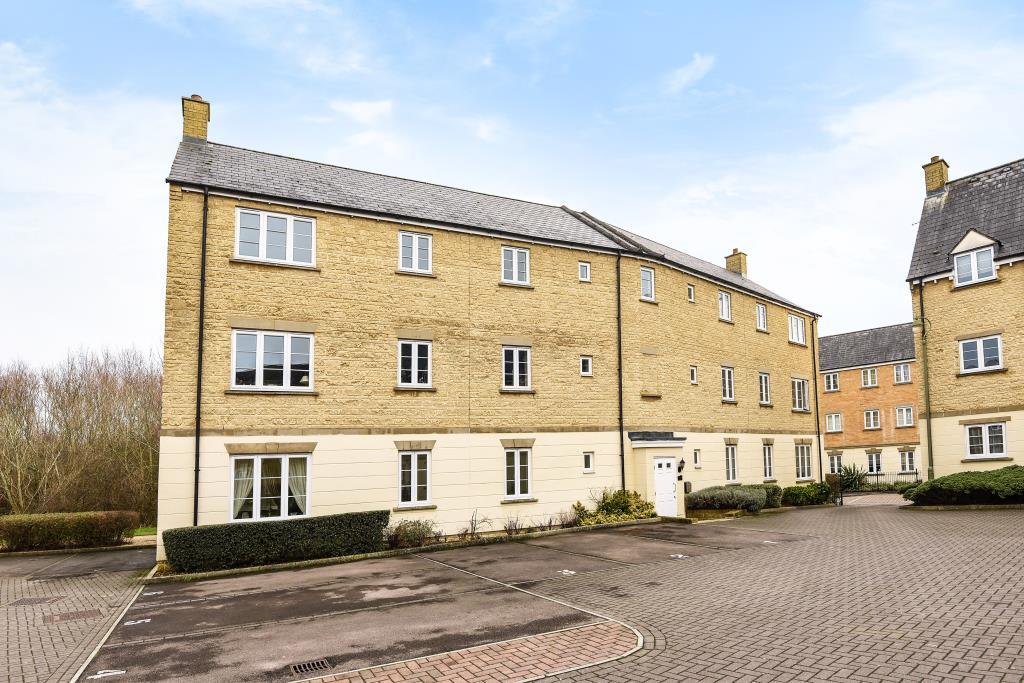 2 Bedrooms Flat for sale in Madley Brook Lane, Witney, OX28