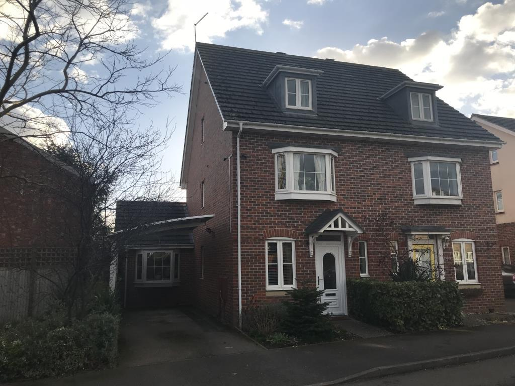 5 Bedrooms House for sale in Wallingford, Oxfordshire, OX10