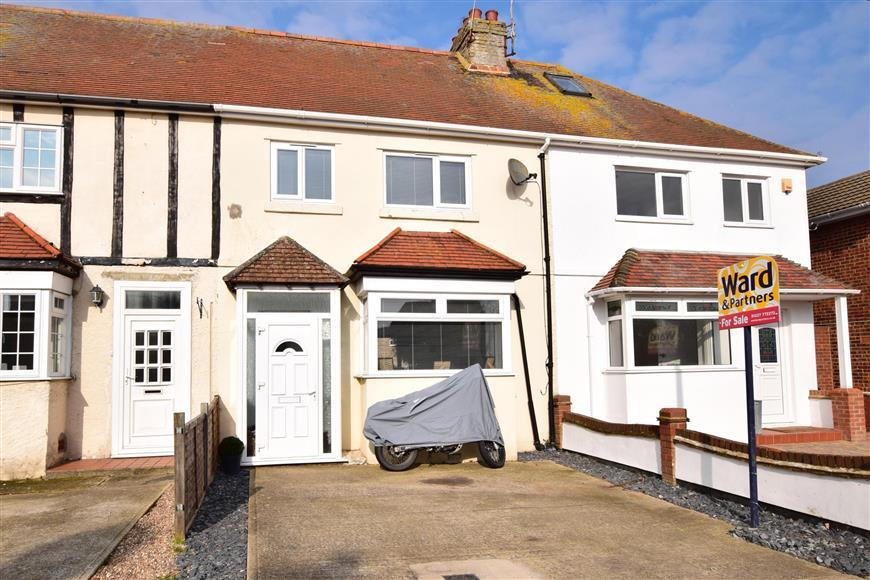 3 Bedrooms Terraced House for sale in Highgate Road, Whitstable, Kent
