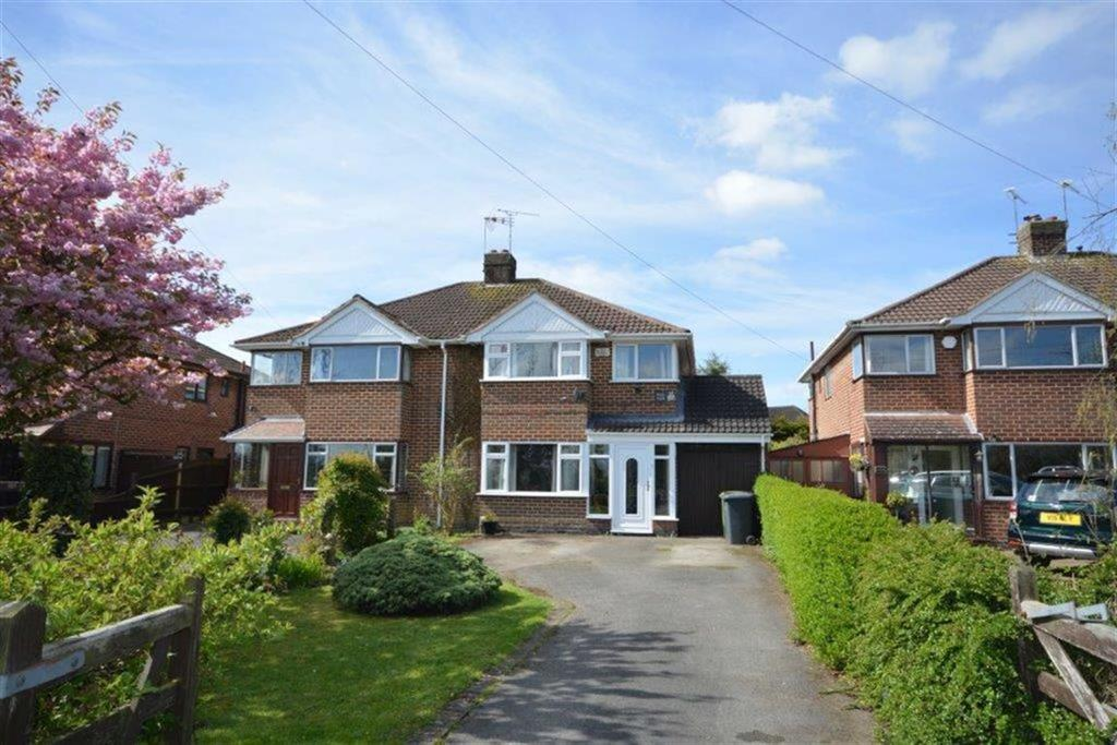 3 Bedrooms Semi Detached House for sale in Nuneaton Road, Bulkington