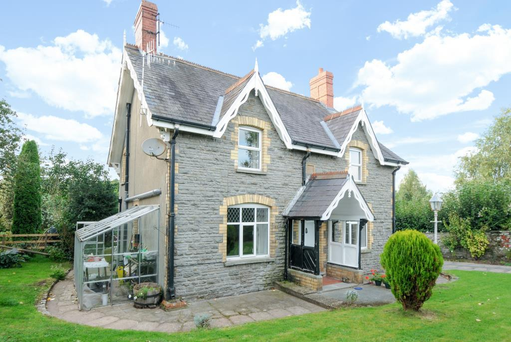 3 Bedrooms Detached House for sale in Hay on Wye 5 miles, Brecon 12 miles, LD3