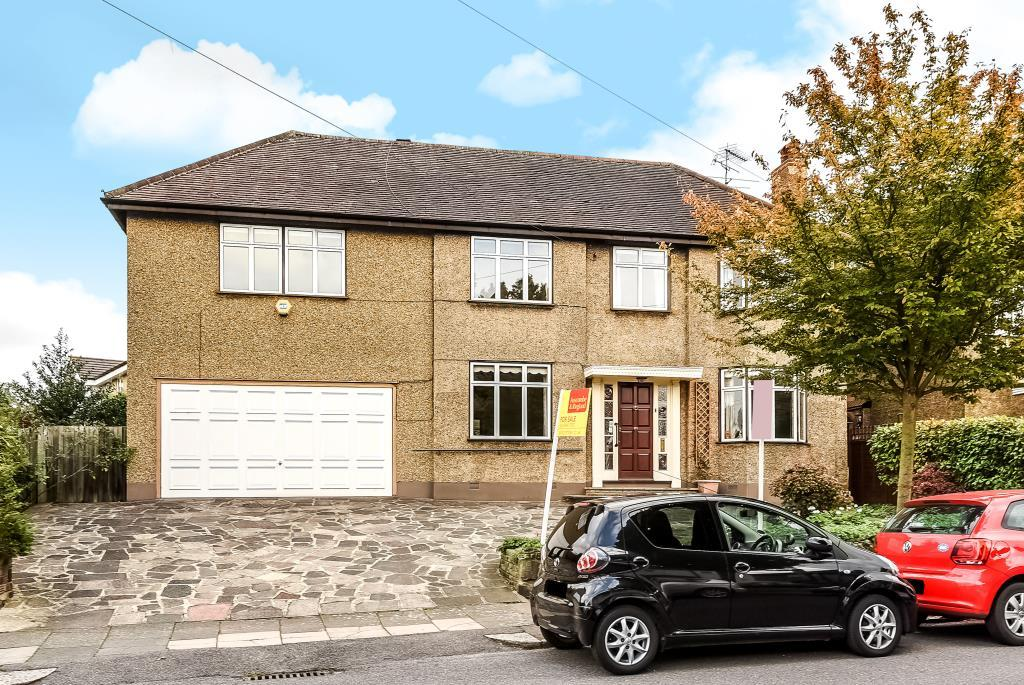 5 Bedrooms Detached House for sale in Ridgeview Road, Whetstone, London, N20