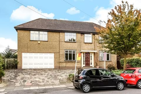 5 bedroom detached house for sale - Ridgeview Road, Whetstone, London, N20