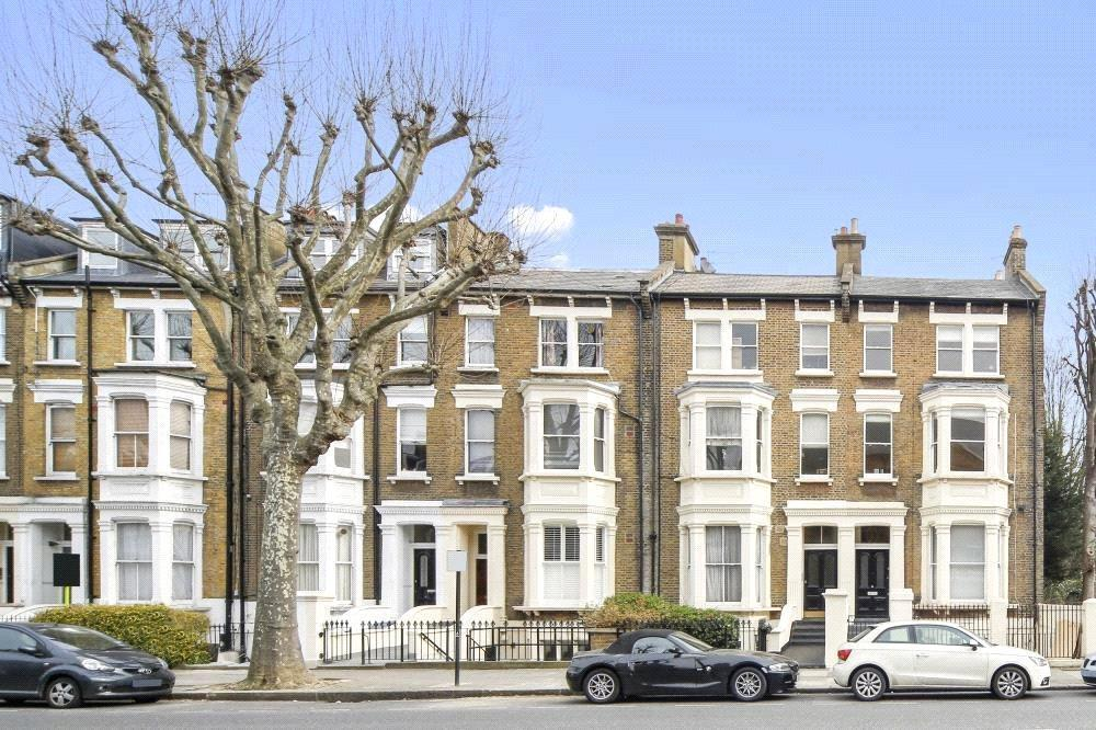4 Bedrooms Maisonette Flat for sale in Shirland Road, Maida Vale, W9, W9